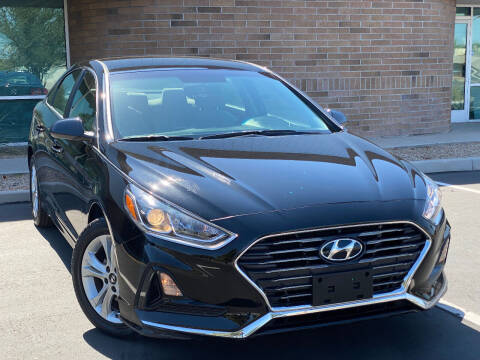 2018 Hyundai Sonata for sale at AKOI Motors in Tempe AZ