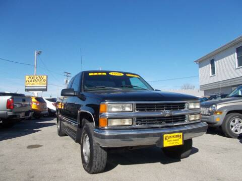 1998 Chevrolet C/K 1500 Series for sale at Kevin Harper Auto Sales in Mount Zion IL