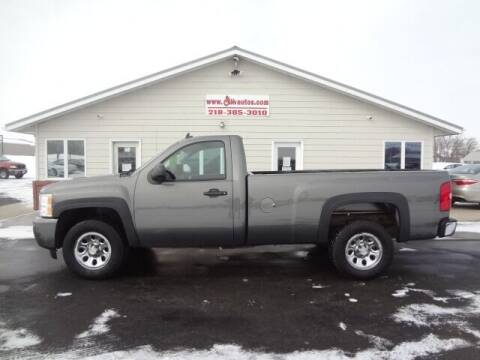 2011 Chevrolet Silverado 1500 for sale at GIBB'S 10 SALES LLC in New York Mills MN