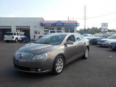 2011 Buick LaCrosse for sale at United Auto Land in Woodbury NJ