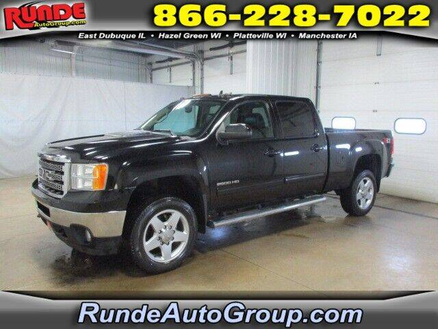 2013 GMC Sierra 2500HD for sale at Runde Chevrolet in East Dubuque IL