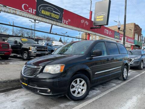 2011 Chrysler Town and Country for sale at Manny Trucks in Chicago IL