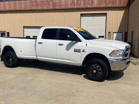 2017 RAM Ram Pickup 3500 for sale at Walker Motors in Muncie IN