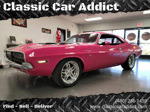 1970 Dodge Challenger for sale at Classic Car Addict in Mesa AZ