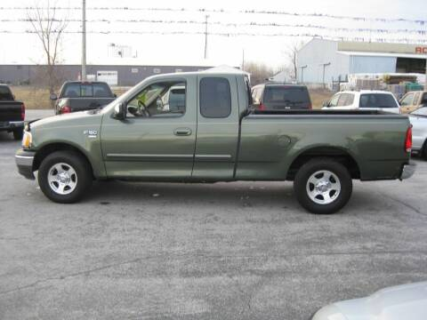 2002 Ford F-150 for sale at Budget Corner in Fort Wayne IN