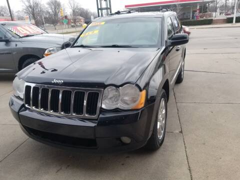 2008 Jeep Grand Cherokee for sale at Madison Motor Sales in Madison Heights MI