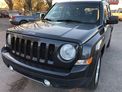 2011 Jeep Patriot for sale at Atlantic Auto Sales in Garner NC