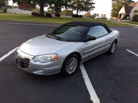 2004 Chrysler Sebring for sale at Alfa Auto Sales in Raleigh NC