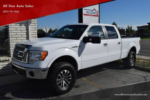 2010 Ford F-150 for sale at All Star Auto Sales in Pleasant Grove UT