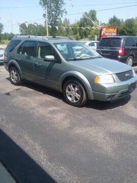 2006 Ford Freestyle for sale at Faithful Cars Auto Sales in North Branch MI
