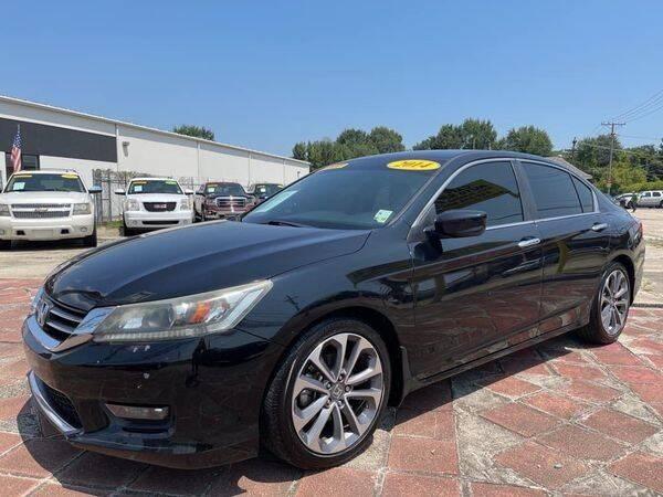 2014 Honda Accord for sale at CAPITOL AUTO SALES LLC in Baton Rouge LA