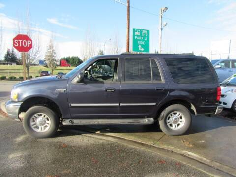 2001 Ford Expedition for sale at Car Link Auto Sales LLC in Marysville WA