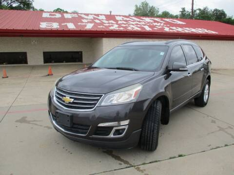2014 Chevrolet Traverse for sale at DFW Auto Leader in Lake Worth TX