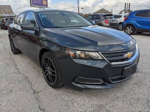 2014 Chevrolet Impala for sale at PREMIER MOTORS OF PEARLAND in Pearland TX