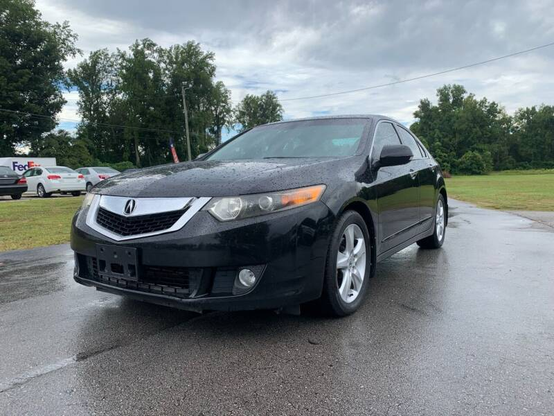 2009 Acura TSX for sale at IH Auto Sales in Jacksonville NC