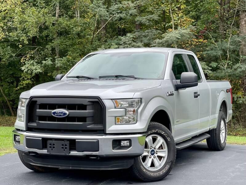 2015 Ford F-150 for sale at Sebar Inc. in Greensboro NC