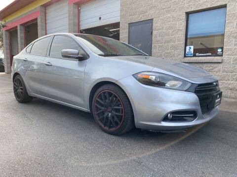 2015 Dodge Dart for sale at MIDWEST CAR SEARCH in Fridley MN