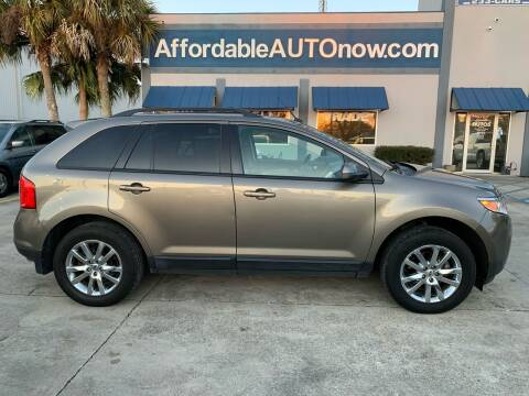 2013 Ford Edge for sale at Affordable Autos in Houma LA