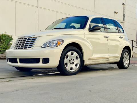 2007 Chrysler PT Cruiser for sale at New City Auto - Retail Inventory in South El Monte CA