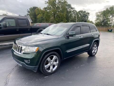 2011 Jeep Grand Cherokee for sale at CarSmart Auto Group in Orleans IN