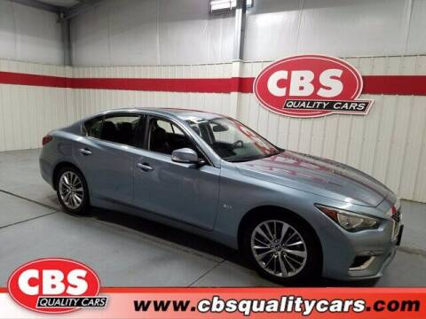 2018 Infiniti Q50 for sale at CBS Quality Cars in Durham NC