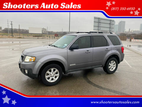 2008 Mazda Tribute for sale at Shooters Auto Sales in Fort Worth TX