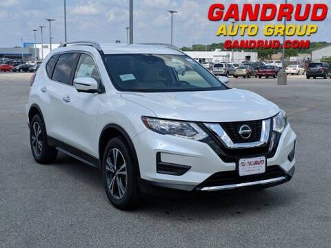 2020 Nissan Rogue for sale at GANDRUD CHEVROLET in Green Bay WI