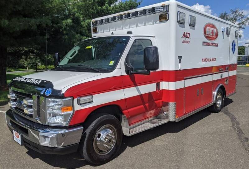 2009 Ford E-450 for sale at Global Emergency Vehicles Inc in Levittown PA