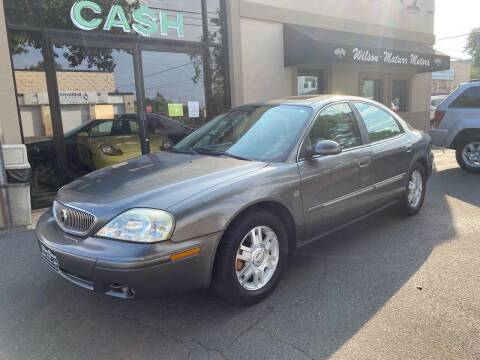 2005 Mercury Sable for sale at Wilson-Maturo Motors in New Haven CT