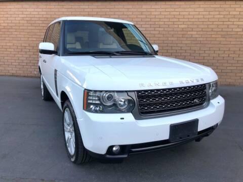 2011 Land Rover Range Rover for sale at MK Motors in Sacramento CA