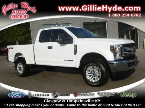 2018 Ford F-250 Super Duty for sale at Gillie Hyde Auto Group in Glasgow KY