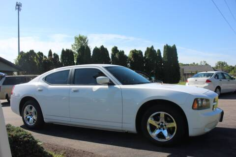 2010 Dodge Charger for sale at D & B Auto Sales LLC in Washington Township MI