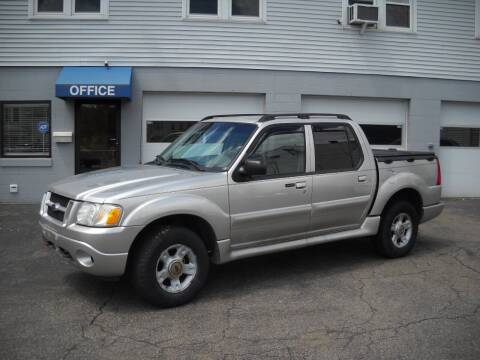 2004 Ford Explorer Sport Trac for sale at Best Wheels Imports in Johnston RI