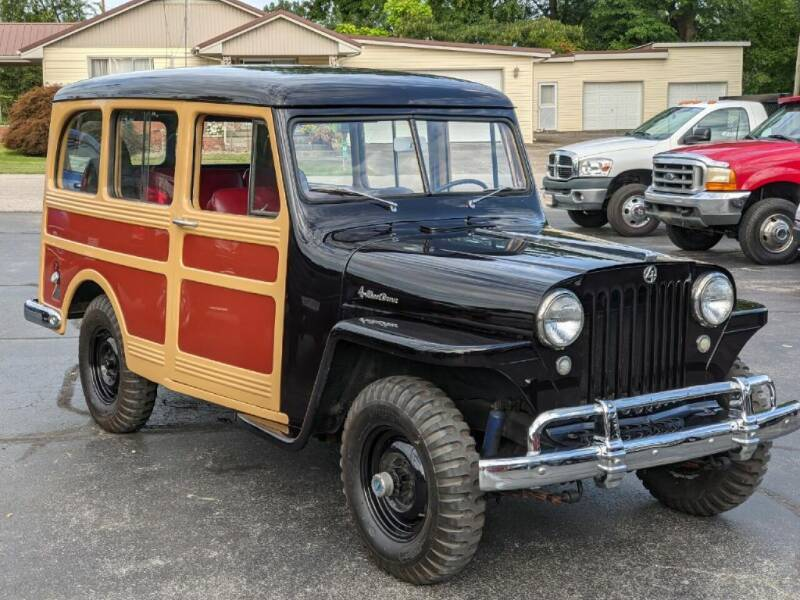 1950 Willys Jeep for sale at Bob Walters Linton Motors in Linton IN