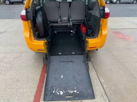 2016 Toyota Sienna for sale at CarNYC.com in Staten Island NY