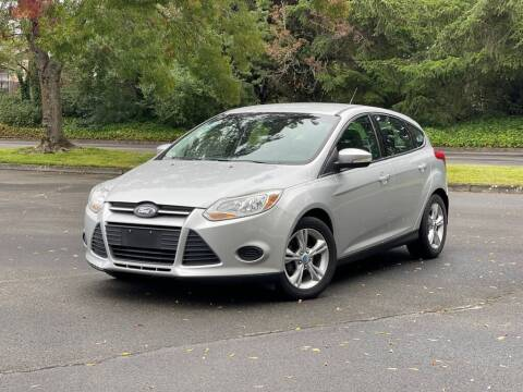 2013 Ford Focus for sale at H&W Auto Sales in Lakewood WA