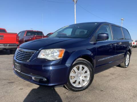 2013 Chrysler Town and Country for sale at Superior Auto Mall of Chenoa in Chenoa IL
