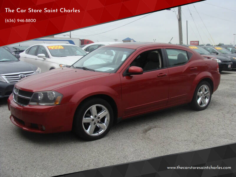 2008 Dodge Avenger for sale at The Car Store Saint Charles in Saint Charles MO