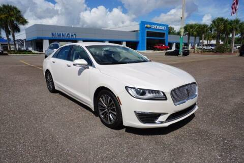 2018 Lincoln MKZ for sale at WinWithCraig.com in Jacksonville FL