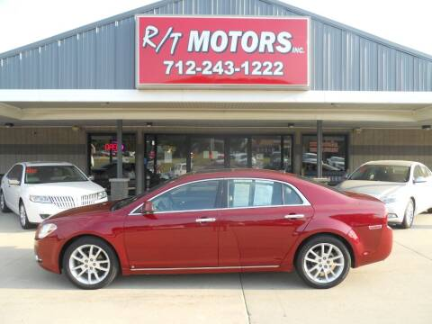 2009 Chevrolet Malibu for sale at RT Motors Inc in Atlantic IA