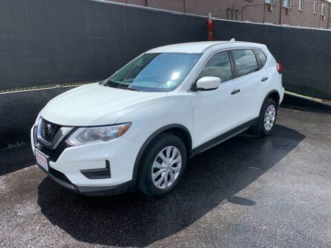 2018 Nissan Rogue for sale at McManus Motors in Wheat Ridge CO