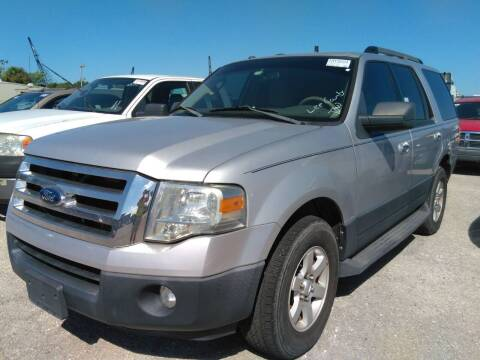 2012 Ford Expedition for sale at L G AUTO SALES in Boynton Beach FL