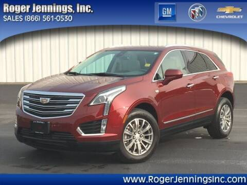 2017 Cadillac XT5 for sale at ROGER JENNINGS INC in Hillsboro IL