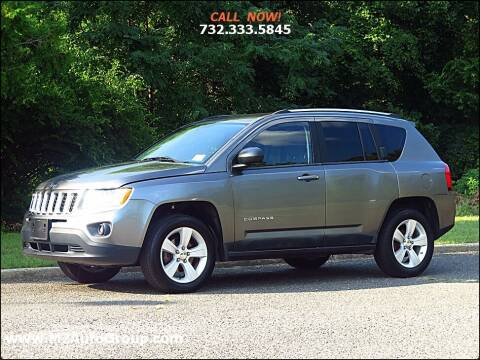 2011 Jeep Compass for sale at M2 Auto Group Llc. EAST BRUNSWICK in East Brunswick NJ