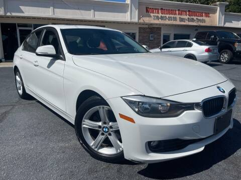 2013 BMW 3 Series for sale at North Georgia Auto Brokers in Snellville GA