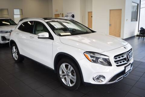 2018 Mercedes-Benz GLA for sale at BMW OF NEWPORT in Middletown RI