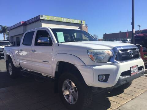 2013 Toyota Tacoma for sale at CARCO SALES & FINANCE in Chula Vista CA