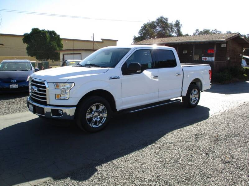 2015 Ford F-150 for sale at Manzanita Car Sales in Gridley CA
