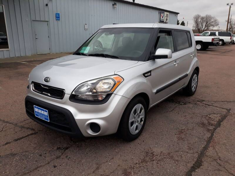 2013 Kia Soul for sale at Dakota Cars and Credit LLC in Sioux Falls SD