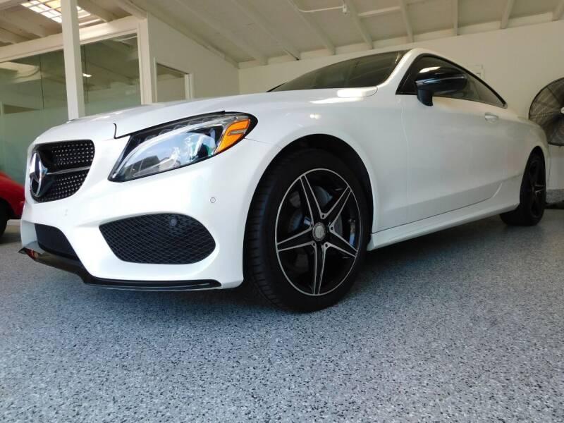 2017 Mercedes-Benz C-Class for sale at Milpas Motors in Santa Barbara CA